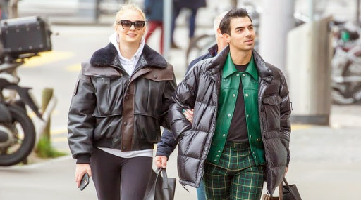Sophie Turner And Joe Jonas Spotted Shopping Amidst Pregnancy Rumours (View Pic)