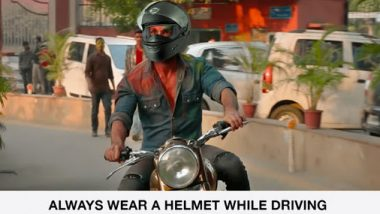 Gurugram Traffic Police Makes A Meme Out Of Shahid Kapoor's Kabir Singh And We Are Loving It
