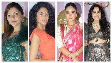 Kamya Punjabi-Shalabh Dang Wedding Reception: Rubina Dialik, Kavita Kaushik, Priya Malik Attend The Celebrations (See Pics)