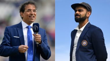 Ahead of India vs New Zealand 1st Test 2020 Fan Believes Virat Kohli Is 'S**t With Tosses', Harsha Bhogle Comes Up With an Apt Response