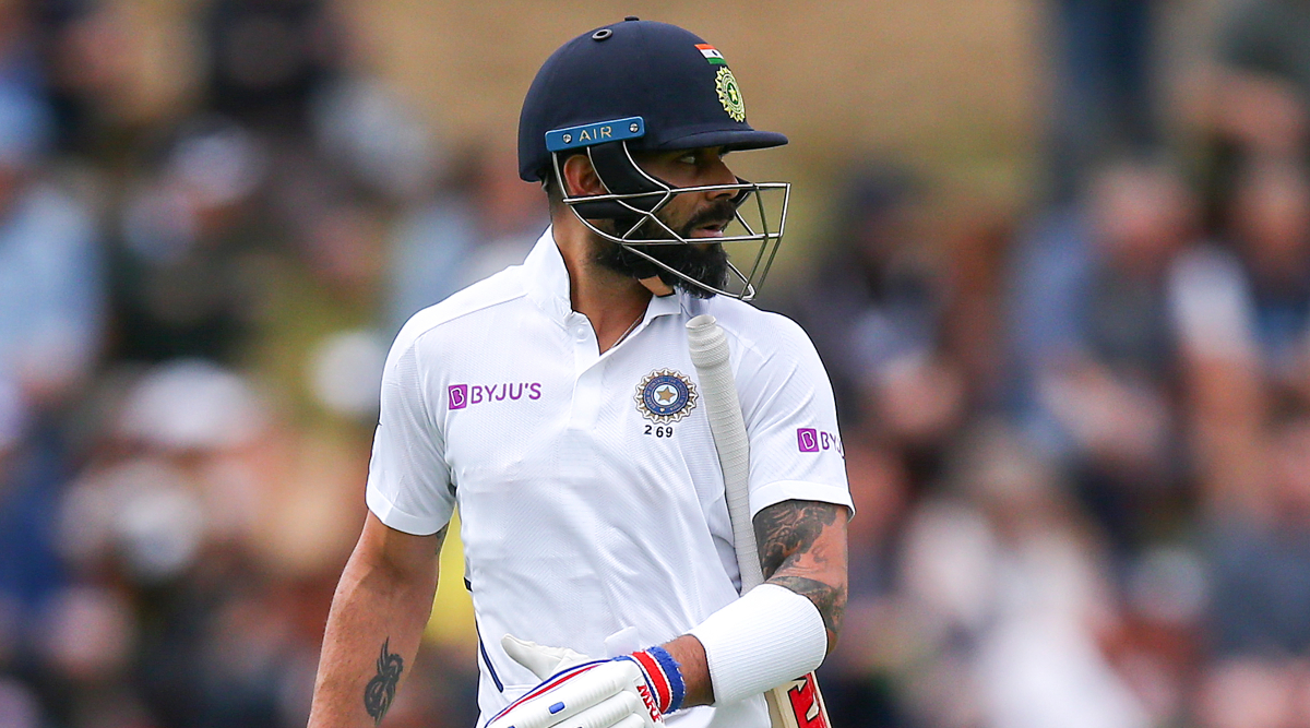India vs New Zealand 1st Test 2020, Day 1 Lunch Report: Top-order Batsmen, Including Virat Kohli, Fail As Visitors Reach 79/3 at Luncheon