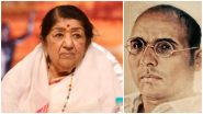 Lata Mangeshkar Remembers Veer Savarkar on His 54th Death Anniversary, Says 'I Humbly Greet This Great Son of Mother India' (Read Tweet)