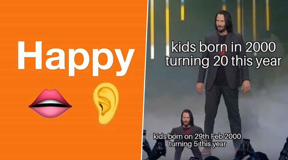 Leap Year 2020 Funny Memes: Enjoy These Jokes Because We've Got An Extra Day to Burst into Laughter