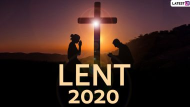 Lent 2020: What Are the Stations of the Cross? Know Story Behind the Devotional Exercise of Praying in Front of the 14 Stations During Lenten Season