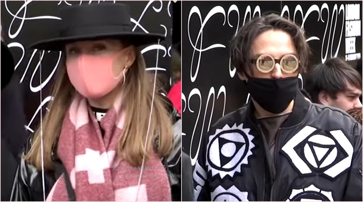 London Fashion Week 2020 Sees Designer Face Masks As Necessity Amid Coronavirus Fear, Watch Video