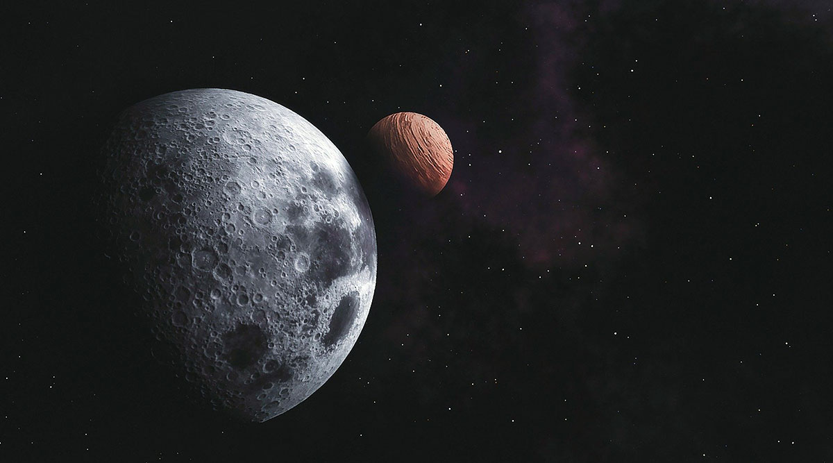 Moon Occult Mars Date and Timing: Places From Where Lunar Occultation Will be Visible on 18th February, 2020