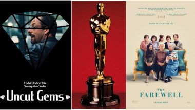 Oscars 2020: Uncut Gems, The Farewell - 6 Films That Deserved to Be Nominated But Were Completely Ignored at 92nd Academy Awards