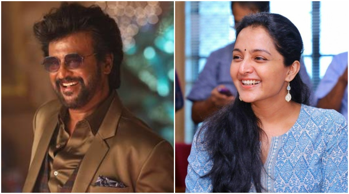 Manju Warrier Reacts to Working with Rajinikanth in his Next - Here's What She Has to Say