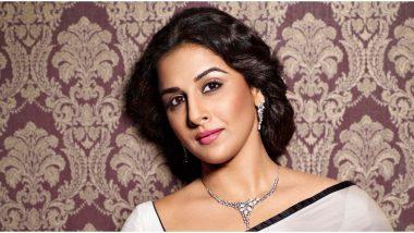 Sherni: Vidya Balan Signs her Next with Newton Director Amit Masurkar