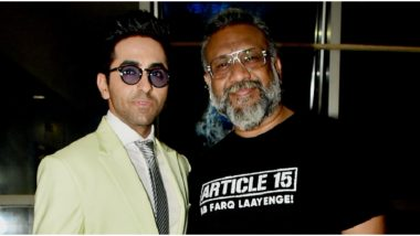 Ayushmann Khurrana to Collaborate with 'Article 15' Director Anubhav Sinha for 'Anek'?