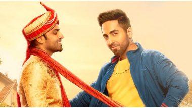 Shubh Mangal Zyada Saavdhan Twitter Review: Netizens Welcome Ayushmann Khurrana and Jitendra Kumar's Warm-Hearted Romcom