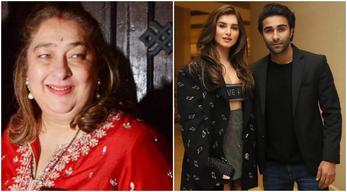 Are Tara Sutaria and Aadar Jain Getting Married? Rima Jain Answers…