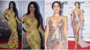 Fashion faceoff: Kiara Advani or Rhea Chakaraborty - Who Sizzled in this Pankaj & Nidhi Design? Vote Now