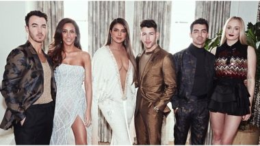 Priyanka Chopra, Nick Jonas and Joe Jonas Have the Sweetest Birthday Wishes for Sophie Turner (View Posts)