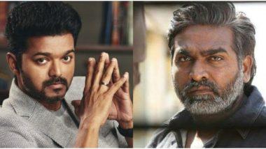 Master: Thalapathy Vijay Wraps Up the Shoot of His Next Movie with Vijay Sethupathi
