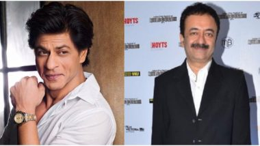 Shah Rukh Khan and Rajkumar Hirani to Collaborate for a Light-Hearted Film about Immigration?