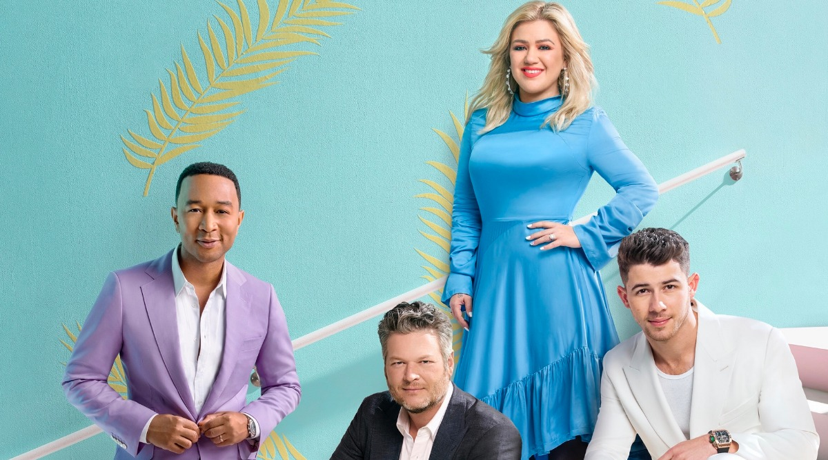 The Voice Season 18: Watch Nick Jonas' Special Performance with Fellow Coaches John Legend, Kelly Clarkson and Blake Shelton on the Hit Song 'Jealous'