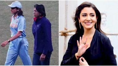 Anushka Sharma to Announce Her Biopic on Jhulan Goswami via a Video Shot at Eden Gardens?