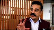 Indian 2 Crane Accident: Kamal Haasan Announces Rs 1 Crore Financial Help to the Families of the Unit Members who Died in the Mishap