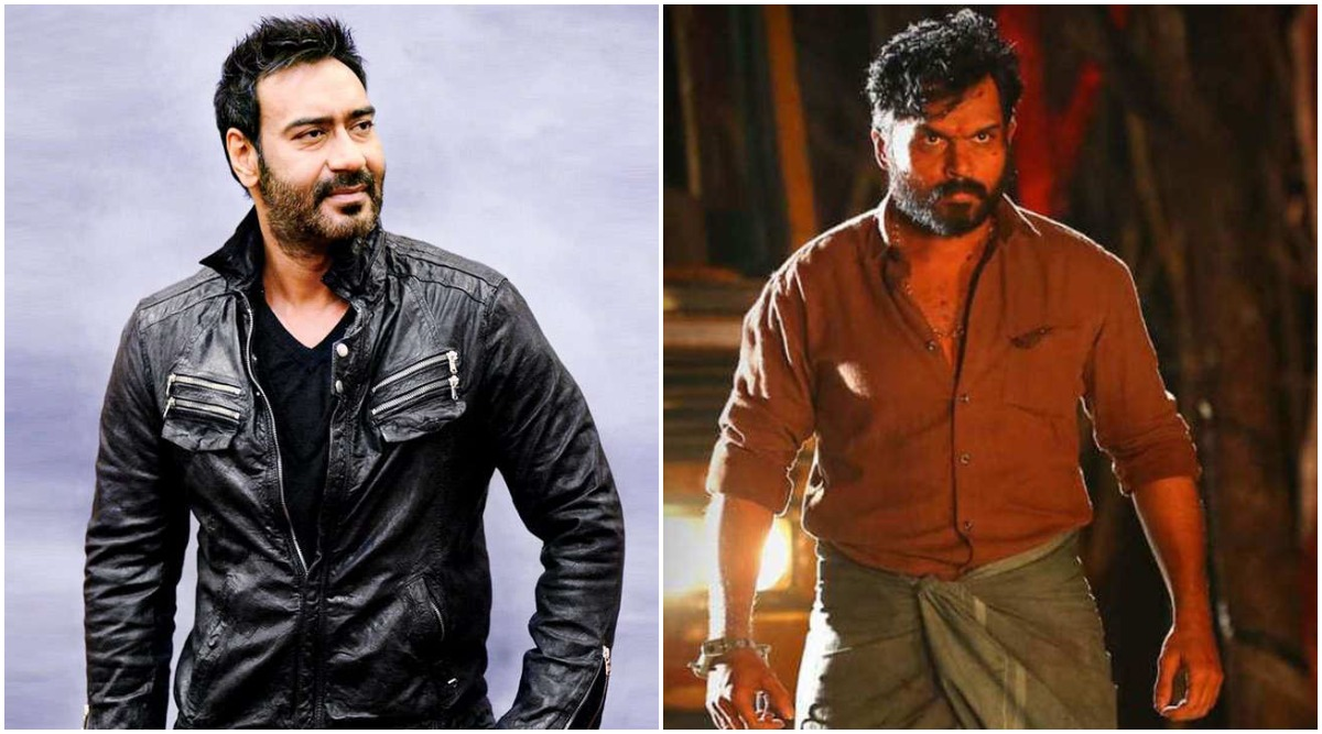 Ajay Devgn to Step into Karthi's Shoes for the Hindi Remake of Kaithi?