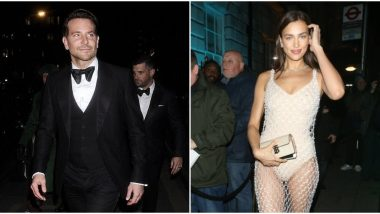 Exes Bradley Cooper and Irina Shayk's Pic from BAFTAs After-Party Make Netizens Say, 'Beautiful Together'