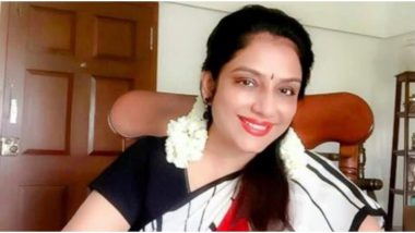 Tamil actress Gayatri Sai Reveals a Pizza Delivery Boy Shared her Contact Number on Adult Whatsapp Groups
