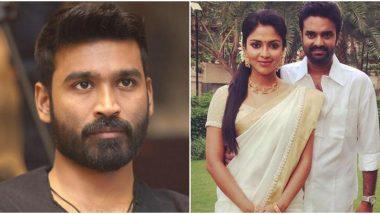 Dhanush Is The Reason Behind Amala Paul – AL Vijay's Divorce, Claims AL Azhagappan