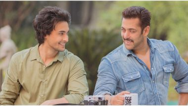 Salman Khan to Return with his Cop Avatar in Aayush Sharma's Next Gangster Drama?