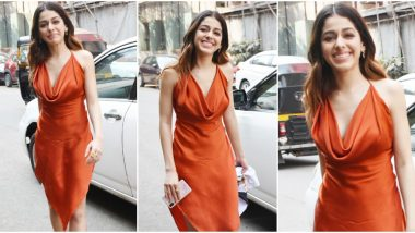 Jawaani Jaaneman Girl Alaya F Gives you the Perfect Outfit to Wear on Valentine's Day (View Pics)