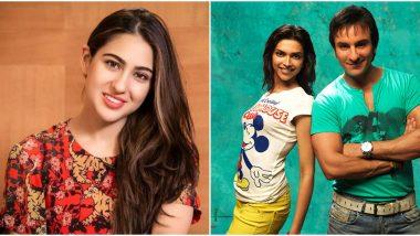 Sara Ali Khan Recalls Playing with Deepika Padukone's Lip Glosses on the Sets of Saif Ali Khan's Love Aaj Kal