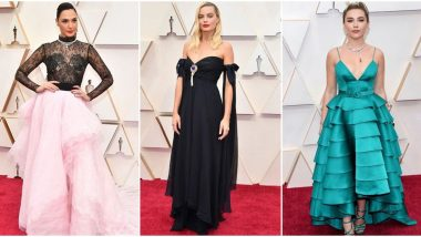 Oscars 2020 Worst Dressed: Gal Gadot, Florence Pugh, Margot Robbie and Others Who Disappointed This Year (View Pics)