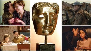 BAFTA Awards 2020 Winners List: 1917, Jojo Rabbit, Joker, Parasite Win Big at 73rd British Academy Film and Television Awards