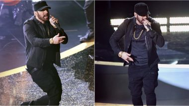 Eminem Reveals the Reason for Showing Up at the Oscars 2020 with a Surprise Performance