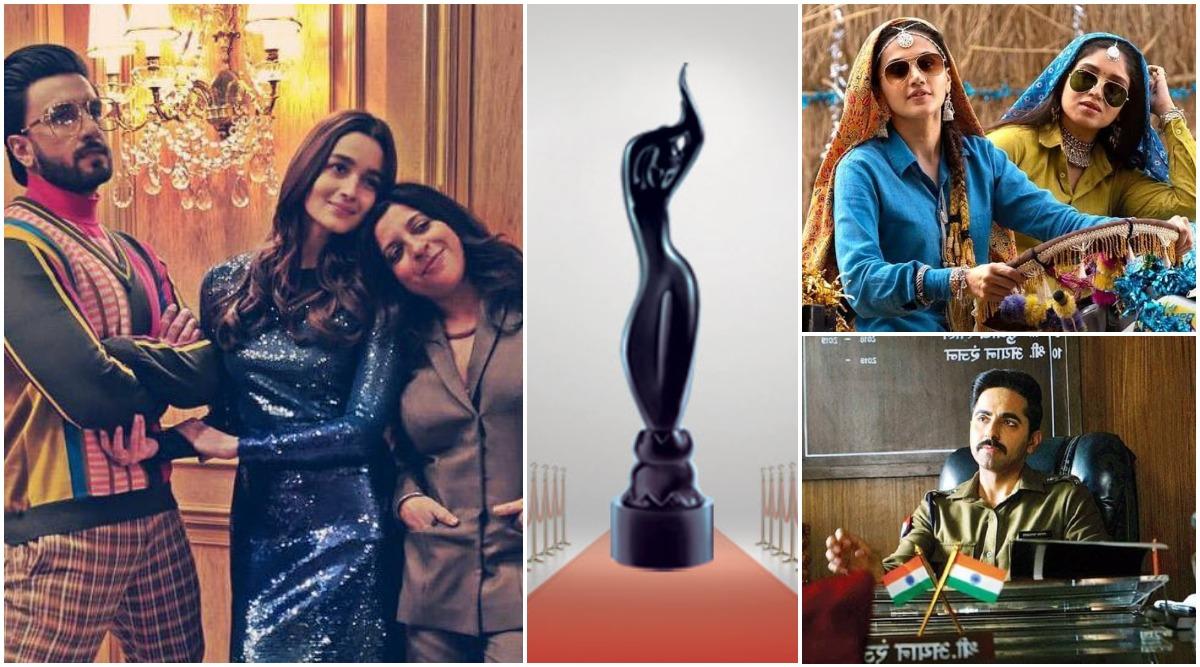 Filmfare Awards 2020 Full Winners List: Gully Boy Grabs Maximum Trophies; Alia Bhatt, Ranveer Singh, Ayushmann Khurrana, Bhumi Pednekar, Taapsee Pannu Get Acting Honours