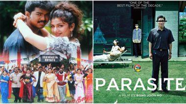 Parasite: Tamil Movie Minsara Kanna's Producer Wants to Sue the Makers of the Oscar Award Winning Film for Lifting his Idea