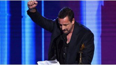 Adam Sandler's Best Actor Award Speech Dissing Oscars 2020 Snub From Independent Spirit Awards Is Going Viral (Watch Video)