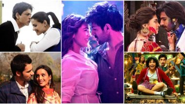 Before Sara Ali Khan-Kartik Aaryan's Love Aaj Kal, Revisit These 10 Best Romantic Films of the Last Decade This Valentine's Day Weekend
