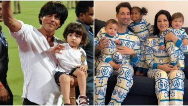 From Shah Rukh Khan, Sunny Leone to Shilpa Shetty Kundra: Celebs Who Embraced Parenthood Via Surrogacy