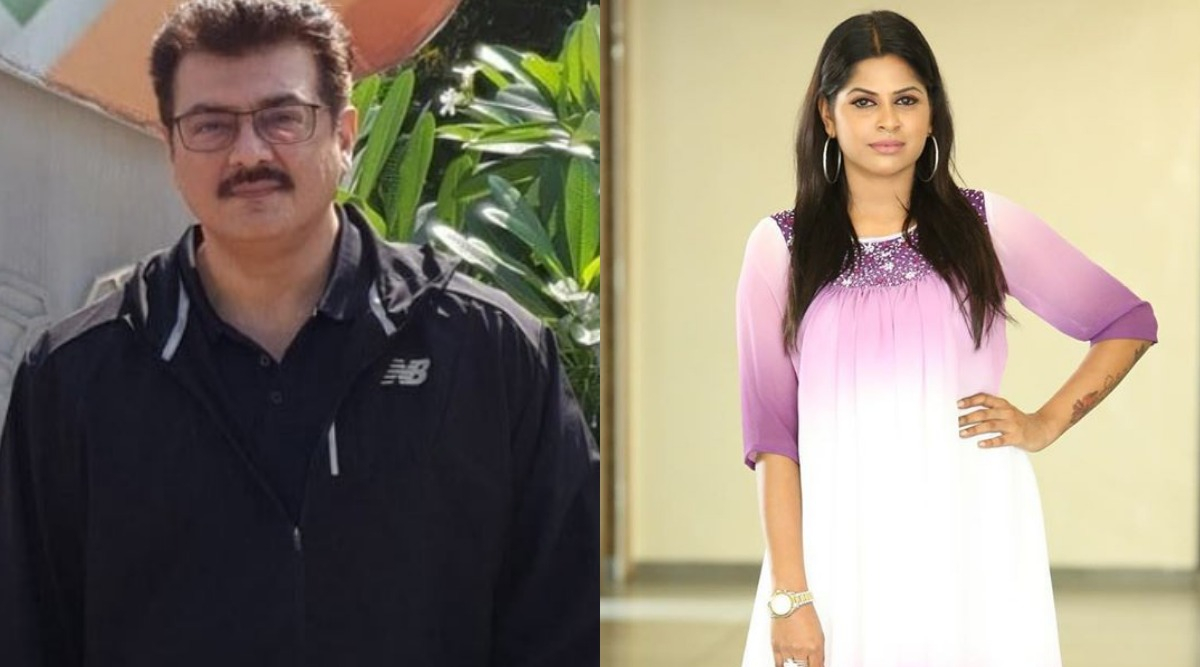 Valimai: Actress Stefy Joins Thala Ajith in the H Vinoth Directorial (Watch Video)