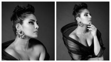 Priyanka Chopra Says 'Good Thing I Got To Play Dress Up' Referring To Her 24 Hour Whirlwind Trip To Mumbai (See Pics)