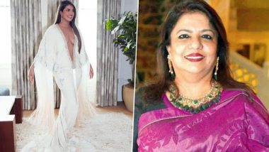 Priyanka Chopra's Mother Stands By Her Grammys 2020 Dress, Says 'It's Her Body, She Can Do Whatever She Wants'