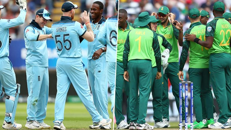 South Africa vs England Head-to-Head Record: Ahead of SA vs ENG ODI Series 2020, Here Are Match Results of Last Five Matches Between Two Sides