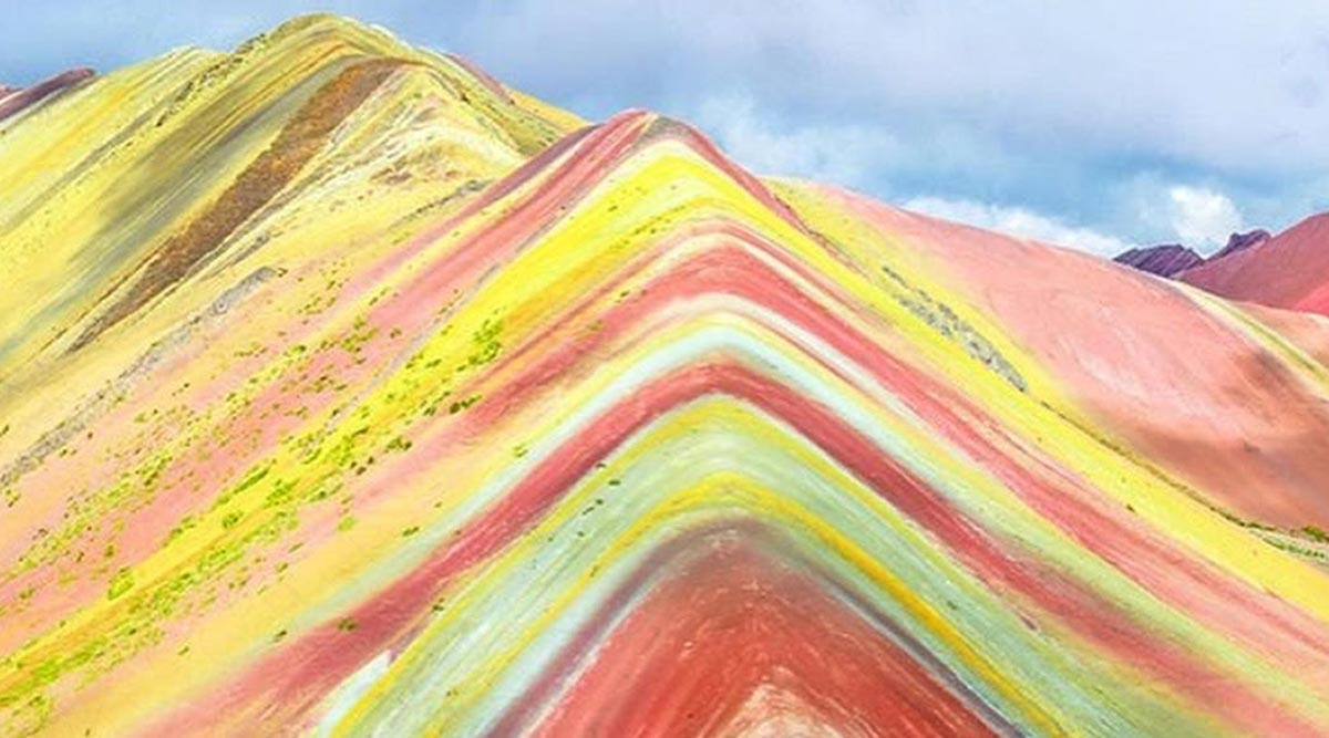 Travel Tip of the Week: 5 Rainbow-Coloured Destinations That Every Person Who Loves Colours Should Visit Once