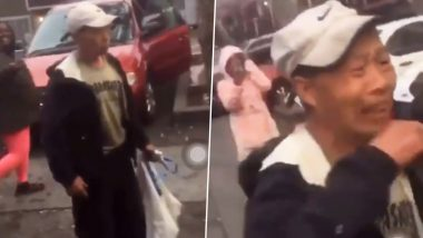 Elderly Asian Man Attacked and Humiliated by Locals While Collecting Cans in San Francisco, Distressing Video Goes Viral