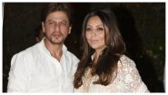 Gauri Khan Jokes About Shah Rukh Khan's Career Move, Says He Should Become a Designer as He Is Not Doing Any Movie Right Now