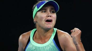 Sofia Kenin Wins Australian Open 2020 Women's Singles Title, Beats Garbine Muguruza to Lift her Maiden Grand Slam