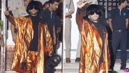 Ranveer Singh's Flashy Outfit at the Airport Makes Him Look Like a 'Foil Paper' and We Cringe to the 'T' (View Pics)
