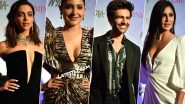 Nykaa Femina Beauty Awards 2020: Deepika Padukone, Anushka Sharma, Kartik Aaryan, Katrina Kaif Bring Heavens Down On The Red Carpet (See Pics)