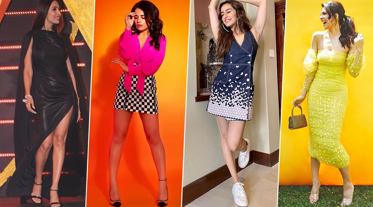Shraddha Kapoor, Radhika Madan and Jacqueline Fernandez Charm their Way into Our Hearts this Week (View Pics)