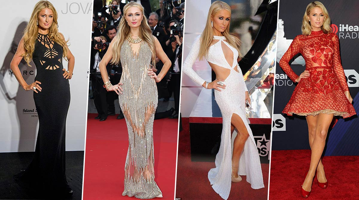 Paris Hilton Birthday Special: 7 Times the Socialite Made Headlines for Her Remarkable Fashion Outings (View Pics)